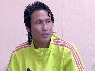 Sagar Thapa Nepalese footballer
