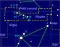 Sagitta constellation map-fr.png