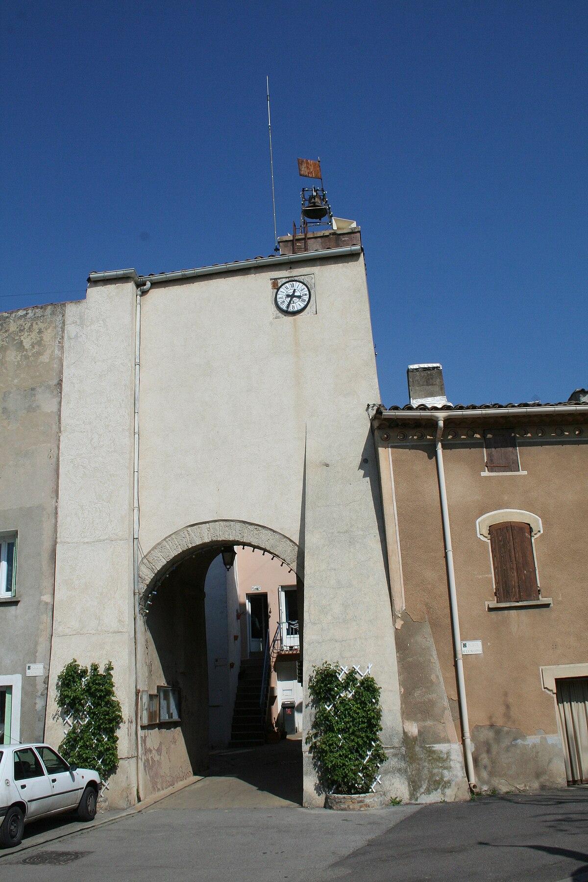 Saint bauzille de la sylve wikidata for La porte in time zone
