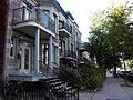 Saint-Denis Street, Rosemont quarter in Montreal 2005-09-04.jpg