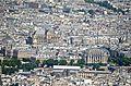 Saint-Eustache and La Samaritaine from the Tour Montparnasse 1, Paris May 2014.jpg