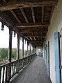 Saint-Front-de-Pradoux presbytère galerie étage.JPG