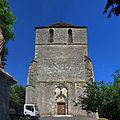 Saint Méard de Gurson, l'église.jpg