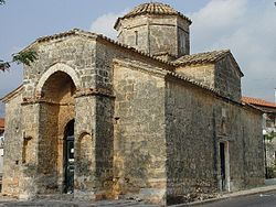 Saint Theodoroi church in Kampos Avias.jpg