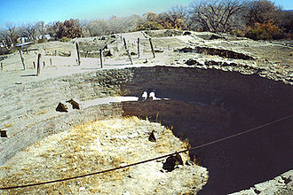 New Mexico State Register of Cultural Properties - Image: Salmon Ruins 28
