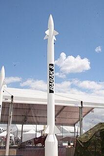 Barak 8 Long-range surface-to-air missile