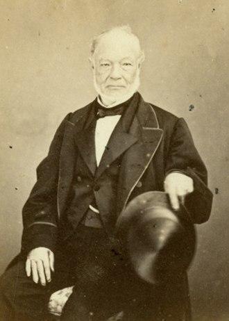 Salvador María del Carril - Image: Salvador María del Carril (cropped)