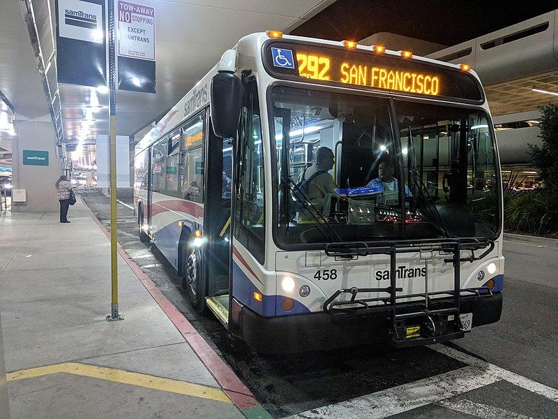 Meios de transporte em São Francisco
