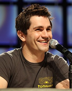 Sam Witwer American actor and musician