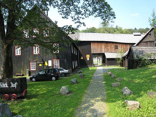Samson mine Andreasberg 3