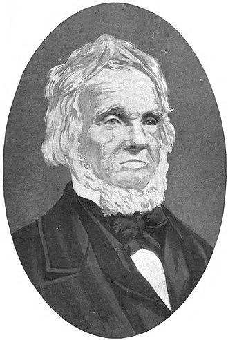 Samuel Prescott Hildreth - Samuel P. Hildreth in his latter days