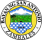 Official seal of San Antonio