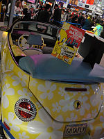 File:San Diego Comic-Con 2011 - Tweety Bird VW (Warner Bros booth) (6039243419).jpg
