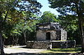 San Gervasio, La Casa Grande, en Cozumel, México.jpg