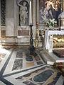 San marco, firenze, cappella salviati 03 candelabro.JPG
