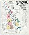 Sanborn Fire Insurance Map from Big Rapids, Mecosta County, Michigan. LOC sanborn03930 002-1.jpg