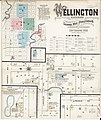 Sanborn Fire Insurance Map from Wellington, Sumner County, Kansas. LOC sanborn03109 002-1.jpg