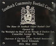 Sandbach Community Football Centre Foundation Plaque.jpg
