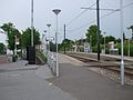 Sandilands tramstop western entrance.JPG