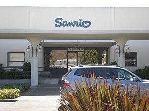 Sanrio - Sanrio, Inc. headquarters in San Francisco