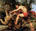 Sansón matando al león - Pedro Pablo Rubens.jpg