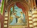 Santa-Cecilia-pintura-800- RK- afresco de A.Mecozzi-Jundiai-Catedral N.Sra.do Desterro.JPG