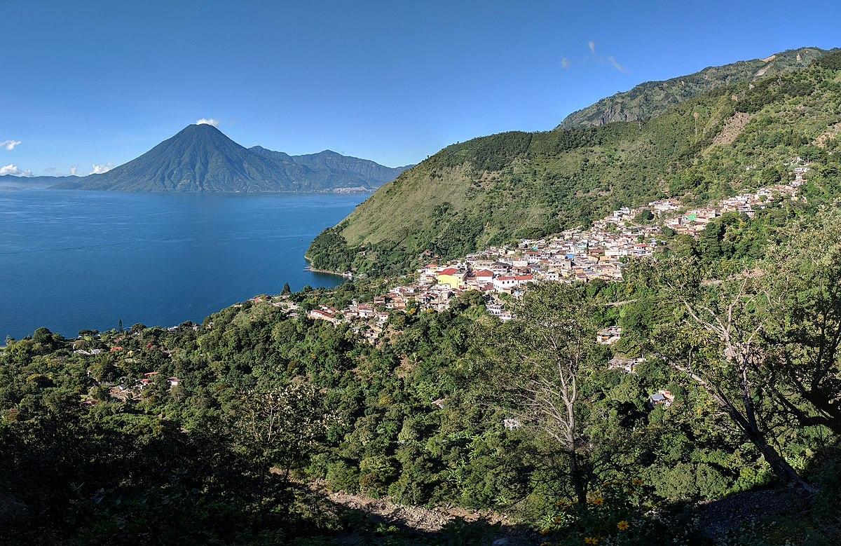 Santa Cruz La Laguna - Wikipedia