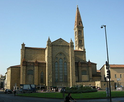 Santa maria novella, abside