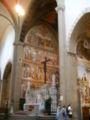 Santa maria novella, cappella tornabuoni, domenico ghirlandaio.JPG