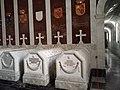 Sarcofagos de los Infantes Luis Alfonso y Maria de las Mercedes de Baviera en el Panteón de Infantes.jpg
