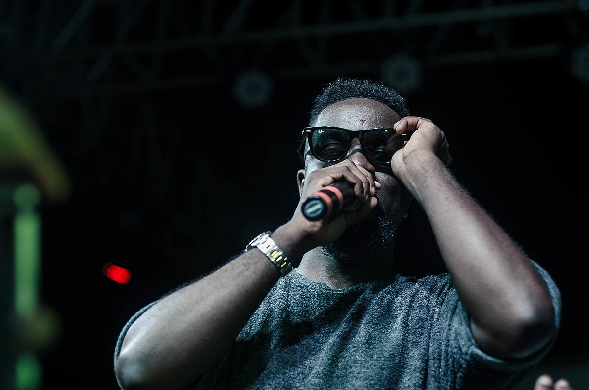 Sarkodie (rapper) - Wikipedia