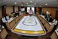Saurabh Abhishek - Introductory Session - Workshop on Organising Indian and World Robot Olympiad - NCSM - Kolkata 2016-03-07 2235.JPG