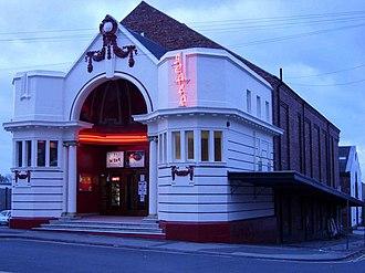 Reel Cinemas, UK - Image: Scala Cinema, Ilkeston geograph.org.uk 277701
