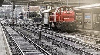 Schlieren, Switzerland - Schlieren train station