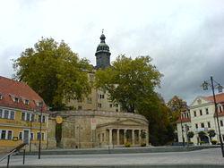 Schloss Sonderhausen Markt