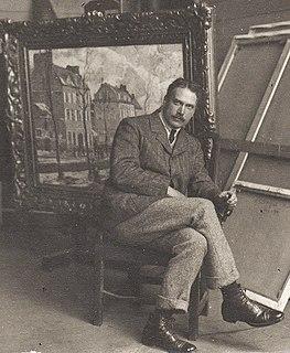 Walter Elmer Schofield American painter