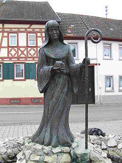 Leoba Anglo-Saxon nun