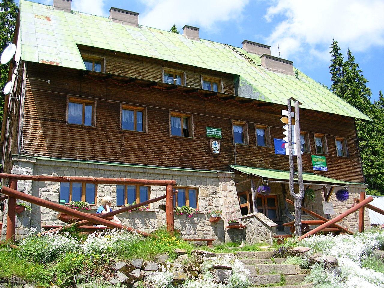 Schroniska górskie - Beskid Żywiecki