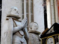 Schwerin Dom - Grabmal Christoph zu Mecklenburg 2.jpg