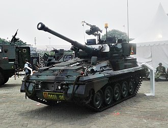 FV101 Scorpion - Indonesian  FV 101 Scorpion on IIMS 2014