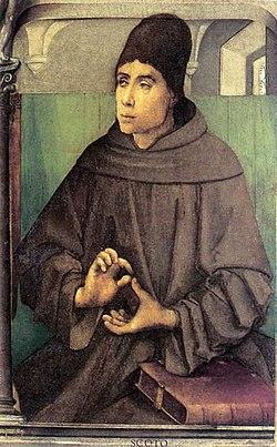 Scoto (Duns Scoto) - Studiolo di Federico da Montefeltro.jpg