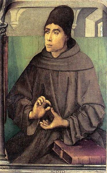 Juan Duns Scoto (1266-1308).