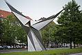 Sculpture Stahl 17-87 Erich Hauser Bruehlstrasse Hanover Germany 03.jpg