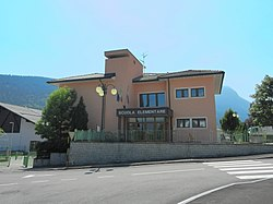 The elementary school of Fiavè