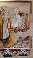 Scuola pistoiese, bacio di giuda e cattura di cristo, xiv secolo 03.jpg