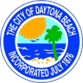Seal of Daytona Beach, Florida.png