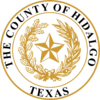 Official seal of Hidalgo County