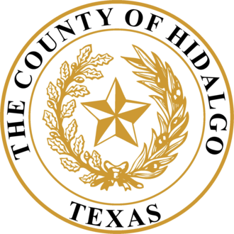 Hidalgo County, Texas - Image: Seal of Hidalgo County, Texas