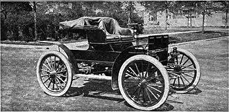 Lincoln Motor Car Works - Sears Model L