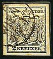 Selo postal, Áustria, 1850.jpg